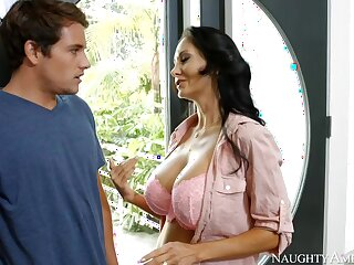 Ava Addams & Tyler Nixon everywhere My Theatre troupe Hot Mommy
