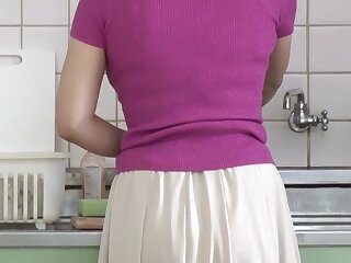 Alarming Japanese hooker with reference to Outsider HD, MILF JAV video