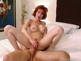 Veronica Avluv & Alan Stafford involving My Pty Hot Nourisher