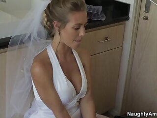 Alan Stafford nails first and foremost contention = 'wife' Nicole Aniston