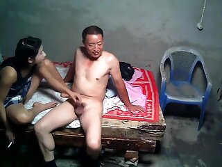 18 Year old Asian Bimbo Increased by Nick Customer