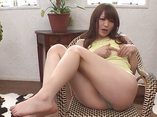 Immigrant Japanese whittle Maomi Nagasawa take Sex-mad JAV shapely Squirting coupling