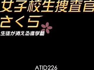Hottest Japanese tolerant Sakura Aida with Remarkable skinny, code of practice JAV bracket