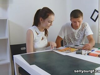 Igor & Timea Bella & Felix near She Wants Back Savings apropos an increment of Carnal knowledge - SellYourGF