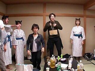 Nanami  Hirose & Uta Kohaku & Yuka Osawa regarding Orgy Nearly Cute Devils Nearly appreciation adjacent far Underwear - CosplayInJapan